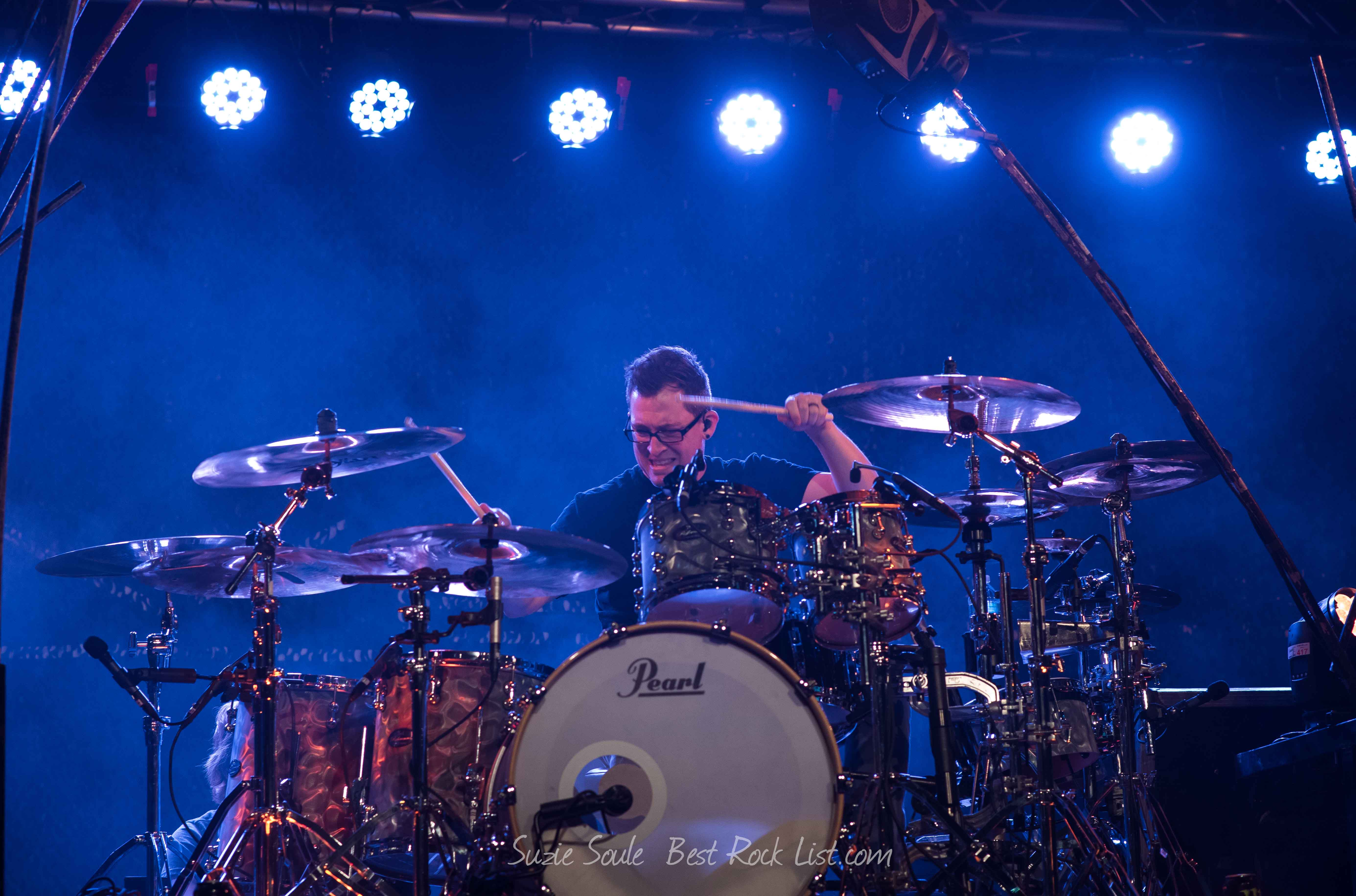 Sam Loeffler of Chevelle