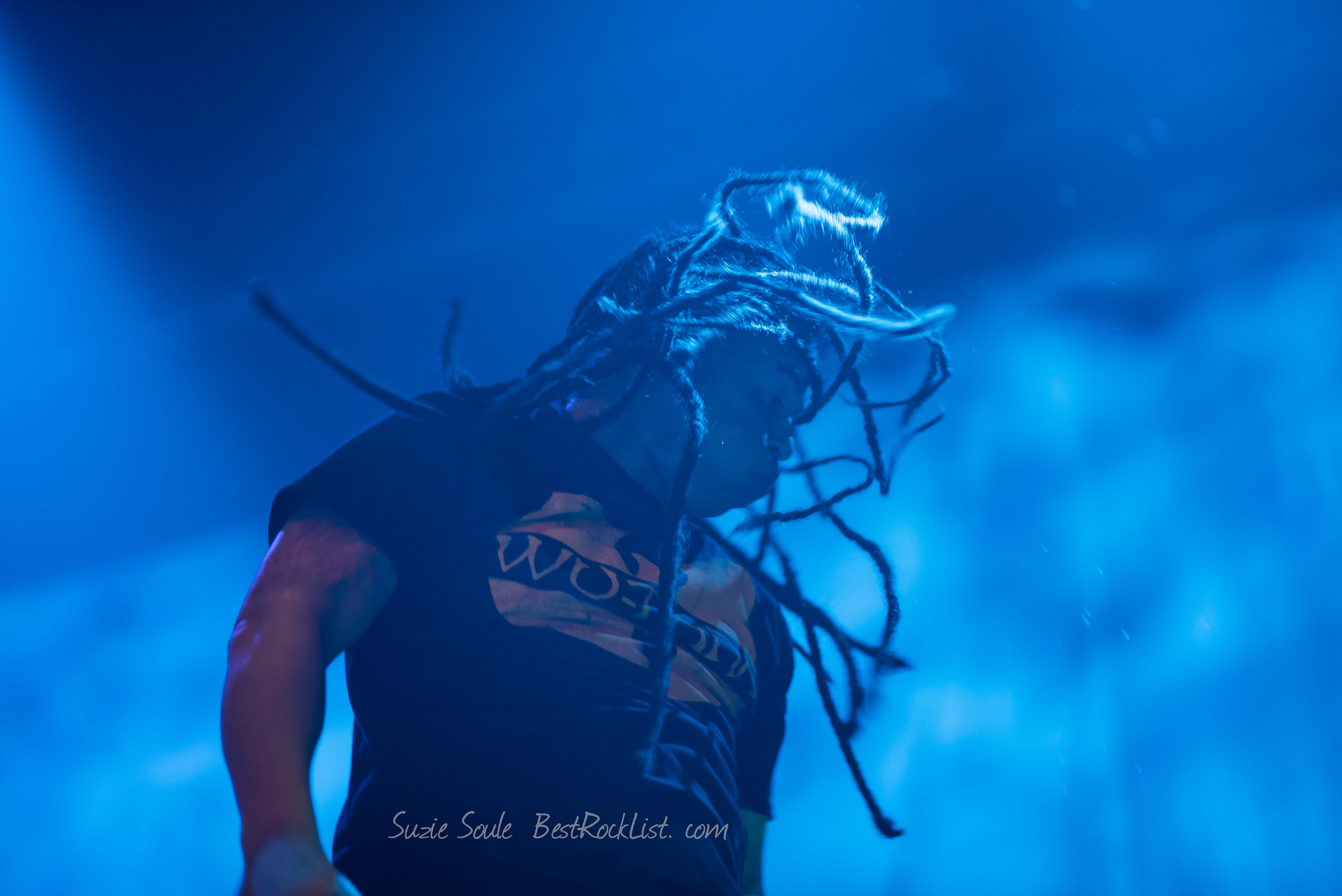 Elias Soriano of Nonpoint