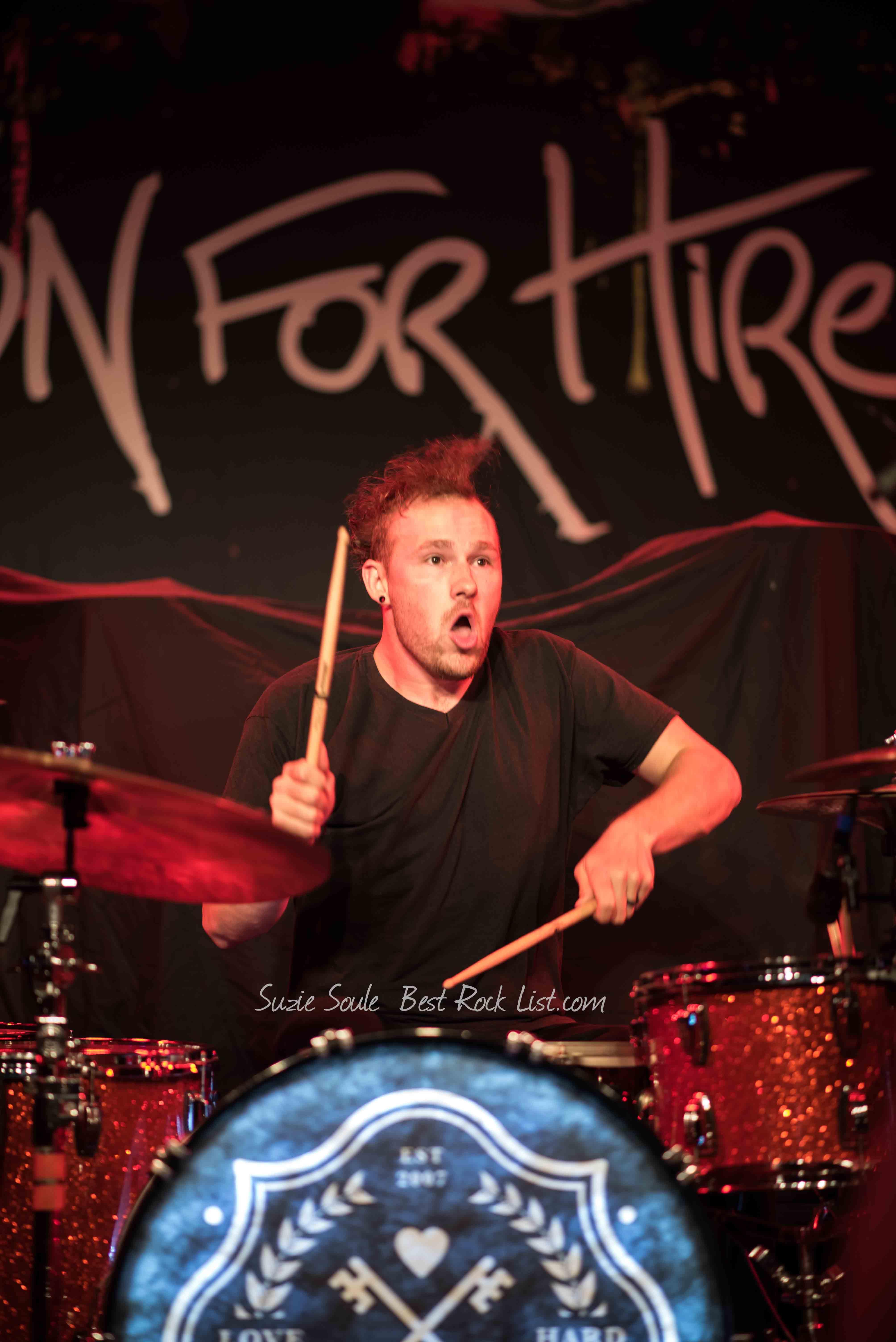 Derrick Huskey of Fivefold