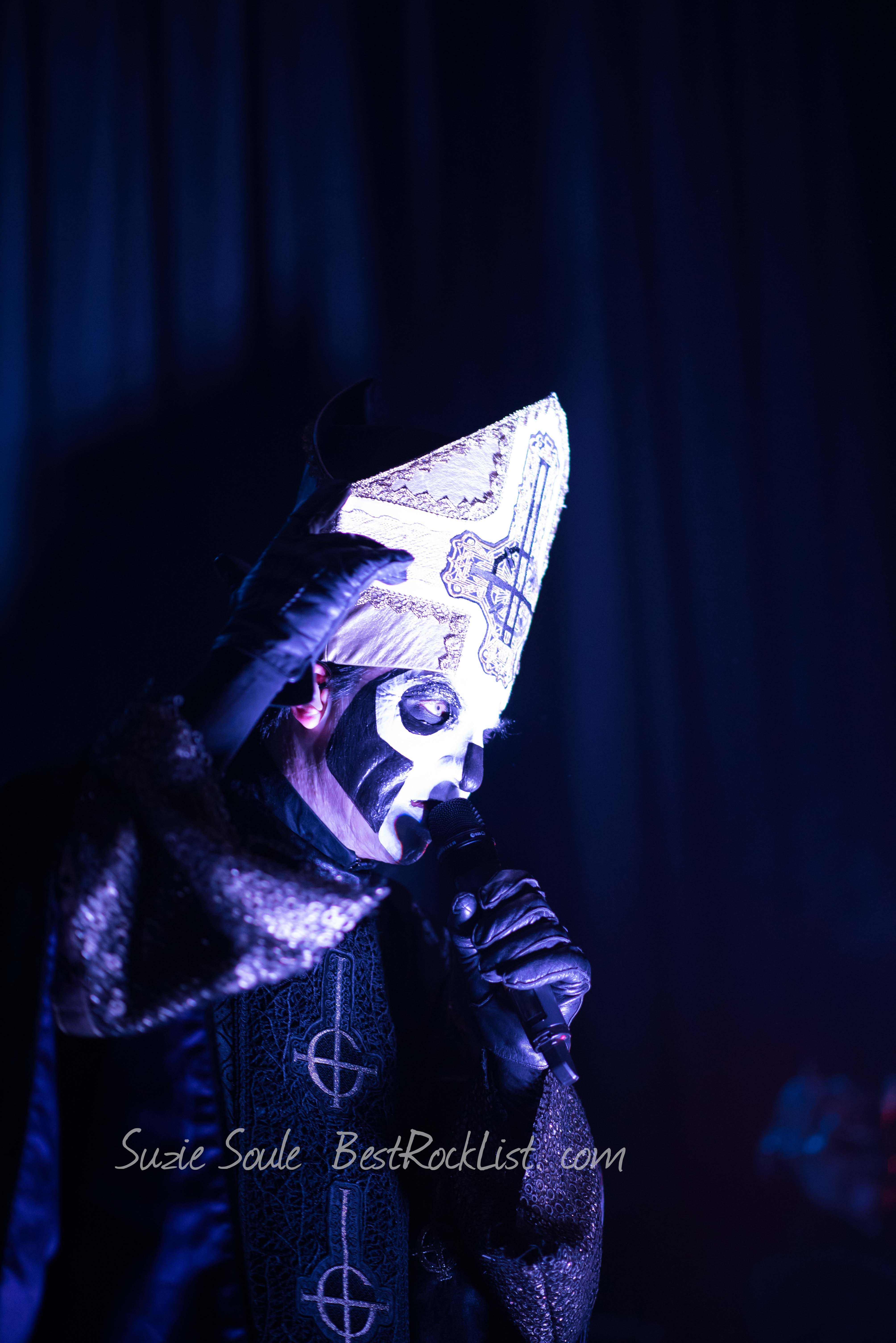 Papa Emeritus III of Ghost