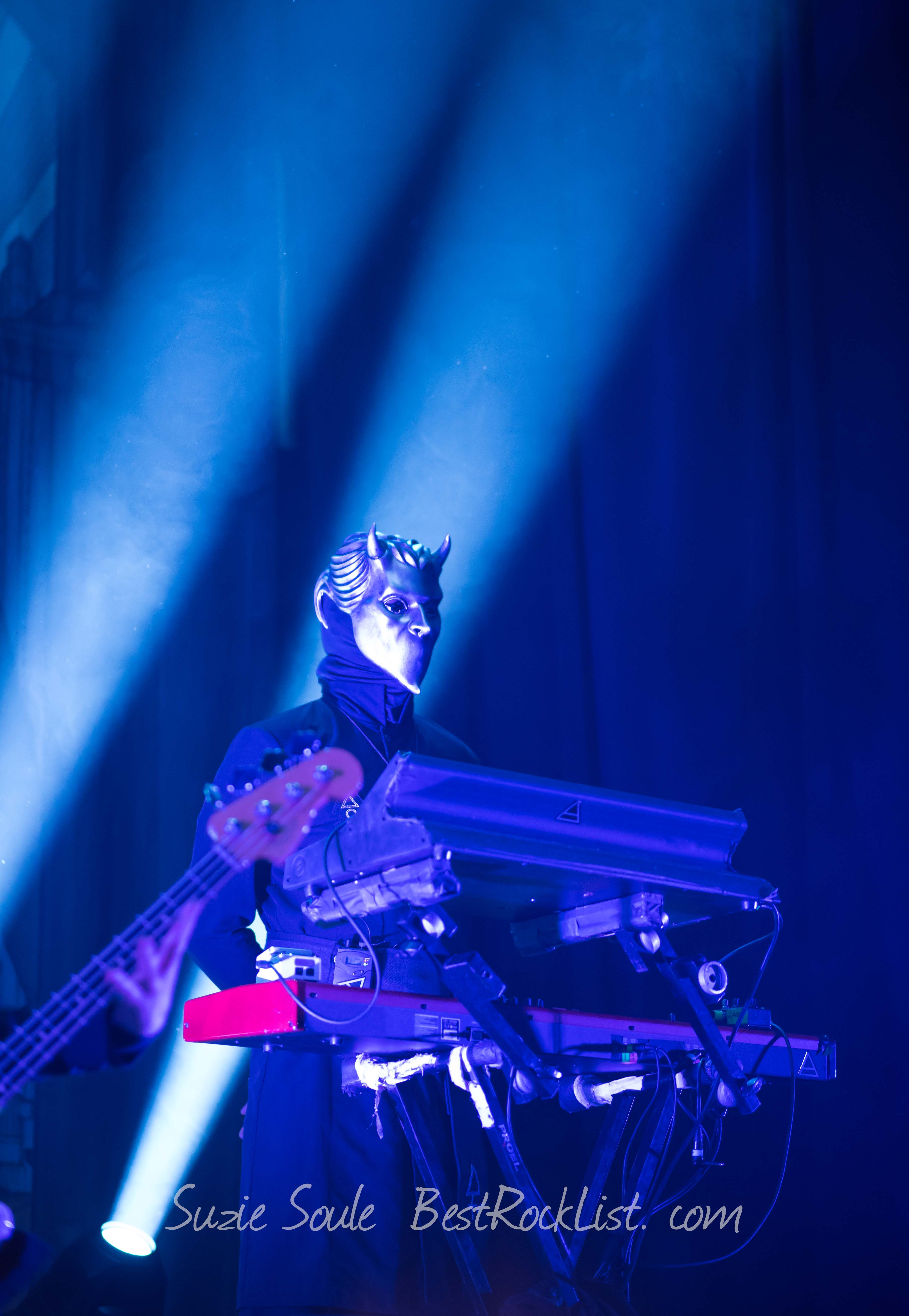 Nameless Ghoul Keyboardist of Ghost
