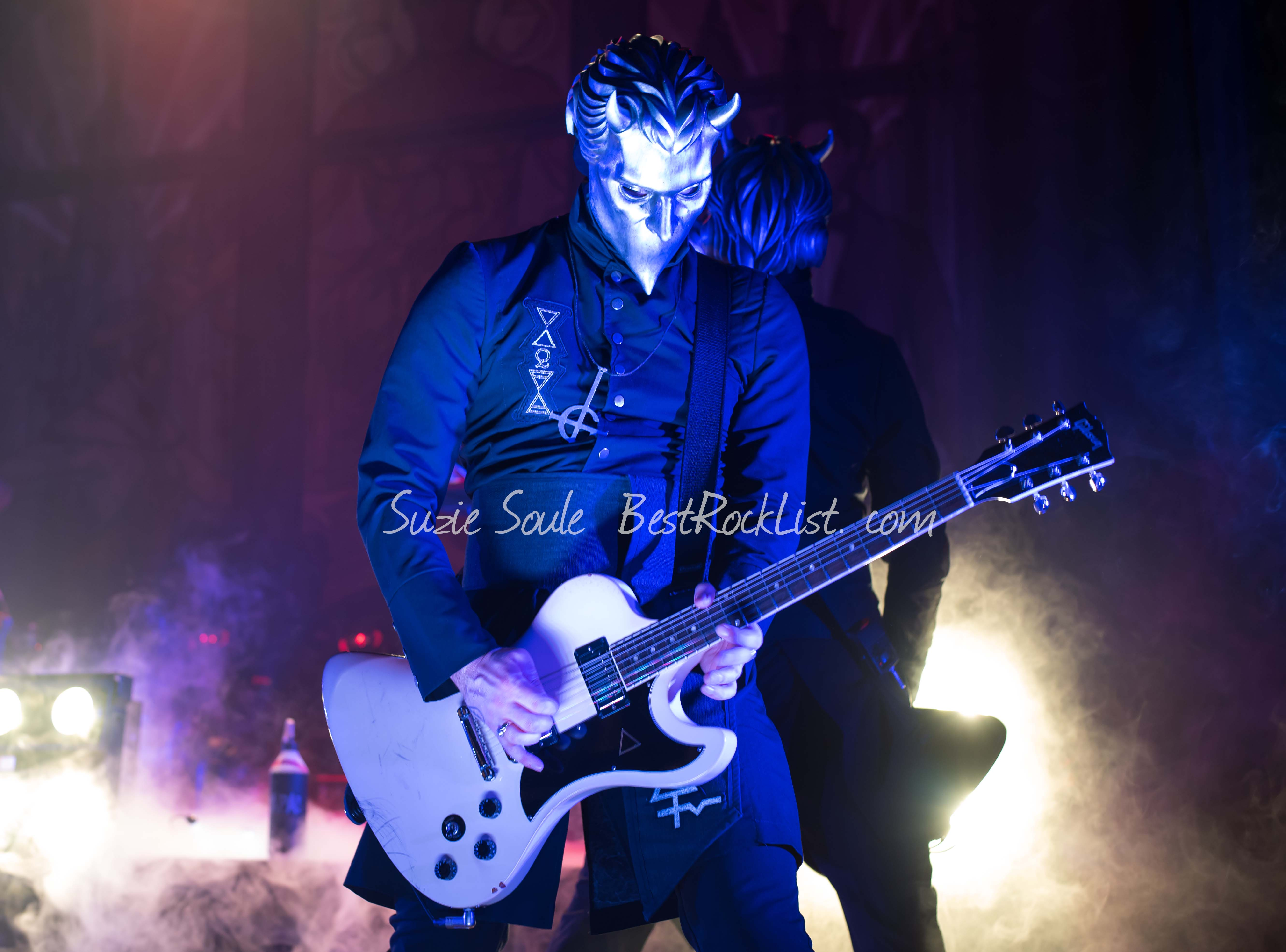 Nameless Ghoul Guitarists of Ghost