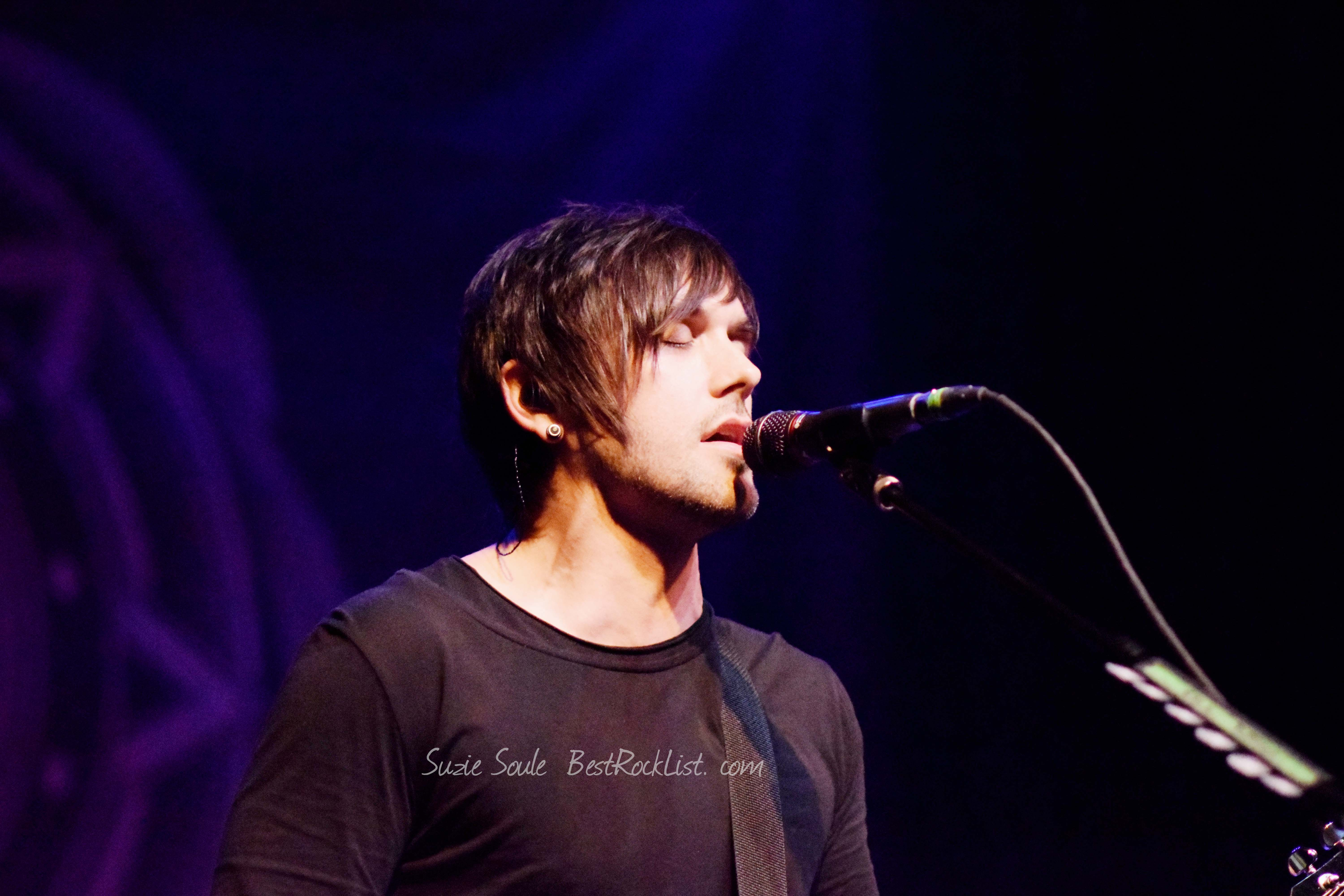 Bryan Scott of Sick Puppies