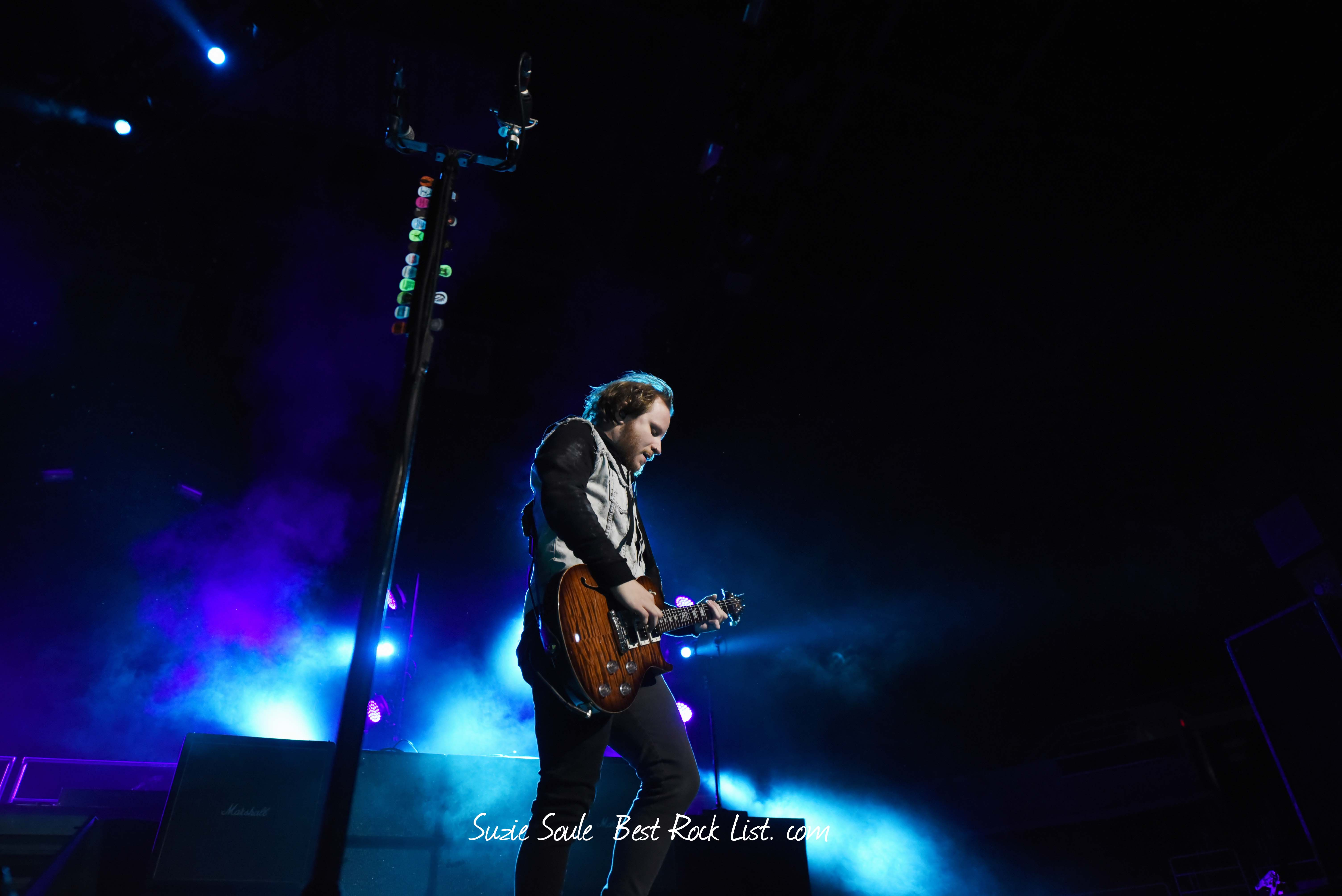 Zach Myers of Shinedown