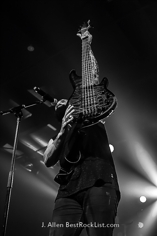 Skillet- Unleashed Tour Pics - bestrocklist com