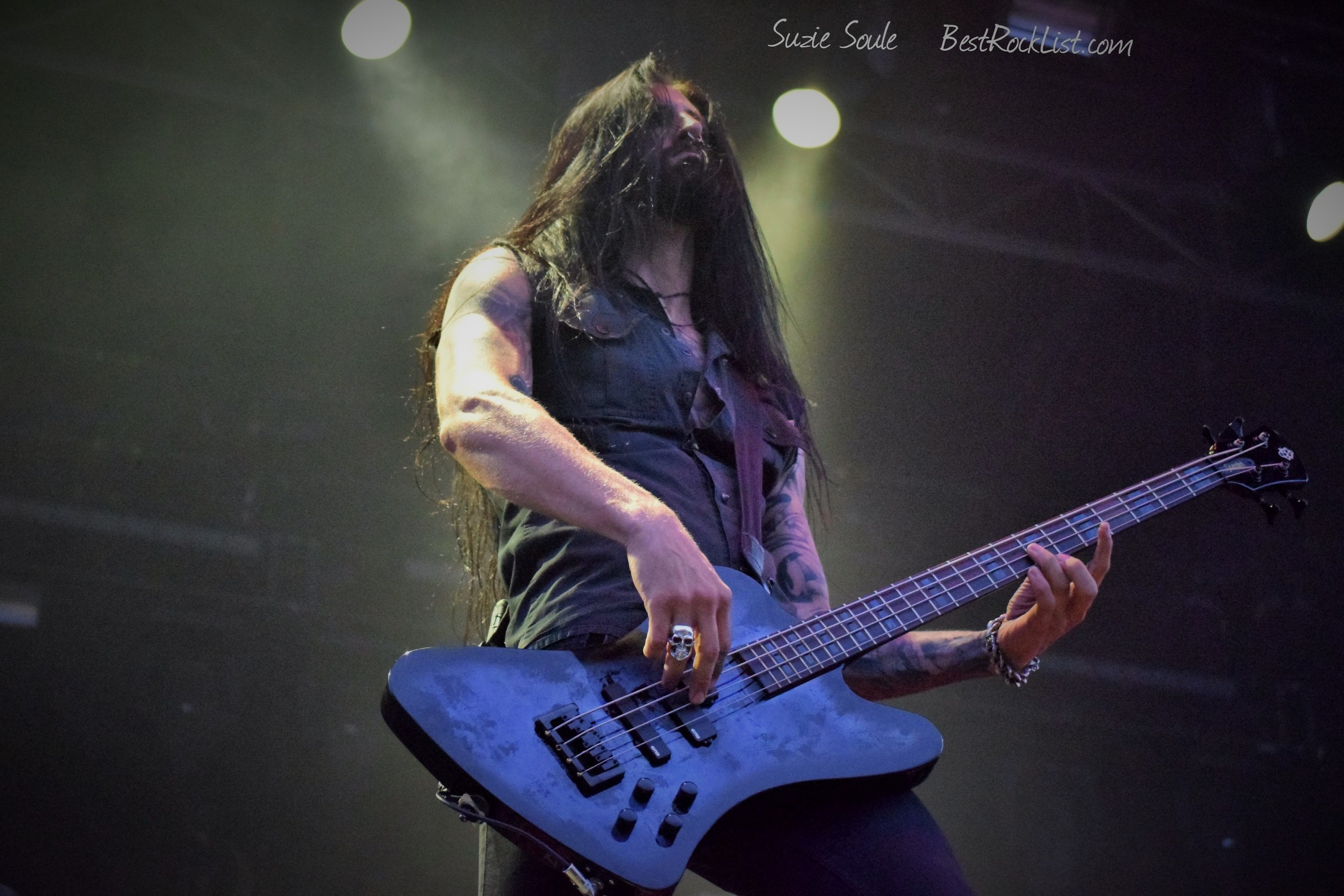 Matt Dirito of Pop Evil