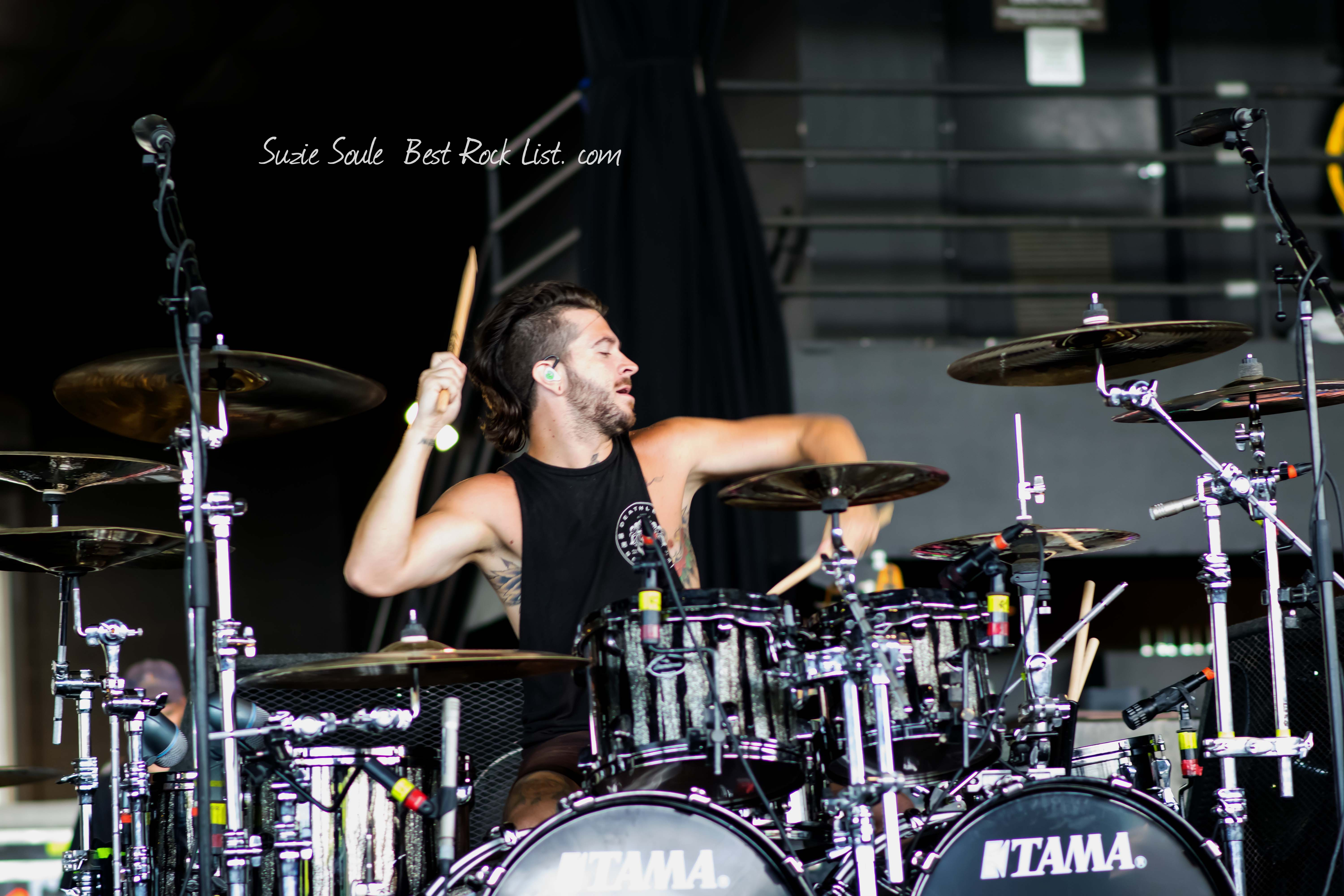 Jerod Boyd of Miss May I