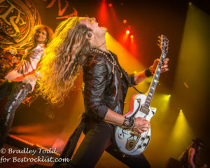 Whitesnake - June 10, 2016 Horseshoe Casino - Hammond, IN.
