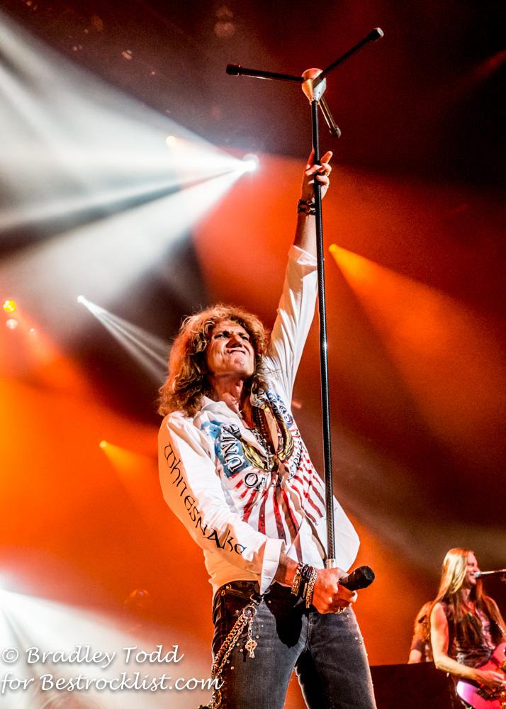 Whitesnake Concert Review Photos 6 10 16 Hammond In Bestrocklist Com